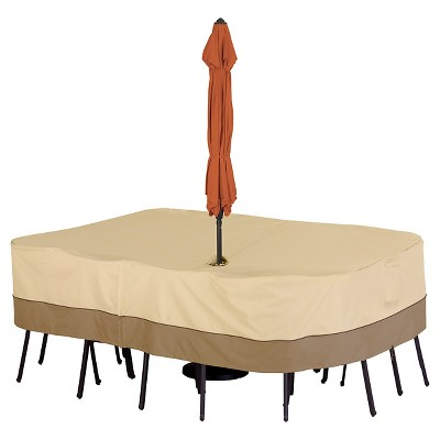 Oval Patio Table Covers With Umbrella Hole 9 9 Kaartenstemp Nl