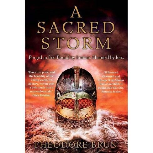 A Sacred Storm - (Wanderer Chronicles) by  Theodore Brun (Paperback) - image 1 of 1