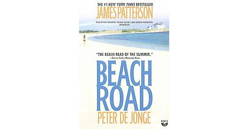 Beach Road (Unabridged) (MP3-CD) (James Patterson) - image 1 of 1