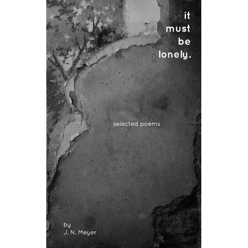It Must Be Lonely - by  J N Meyer (Paperback) - image 1 of 1