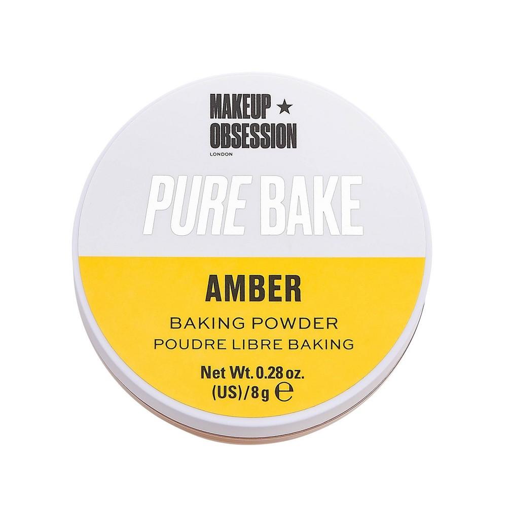Makeup Obsession Pure Bake Baking Loose Powder Amber 0 28oz