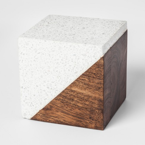 Terrazzo & Wood Sculpture - Project 62™ - image 1 of 2