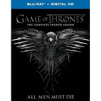 Game of Thrones: The Complete Fourth Season (Blu-ray + Digital)