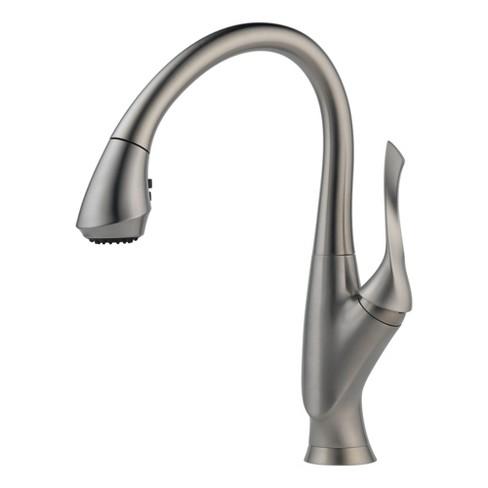 Brizo 63052LF Belo Pull-Down Kitchen Faucet : Target