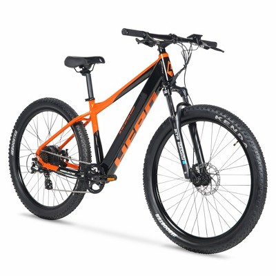 "Hero Cycles 27.5"" Mountain Electric Bike - Orange/Black"