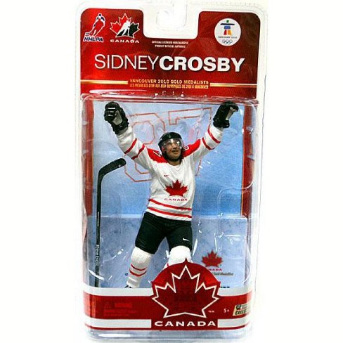 McFarlane Toys NHL Pittsburgh Penguins Sports Picks Team Canada Series 2 Sidney Crosby Action Figure [White Jersey] - image 1 of 1