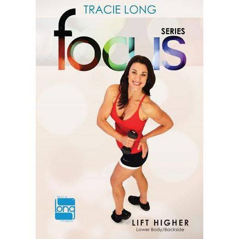 Tracie Long Focus: Lift Higher (DVD) - image 1 of 1