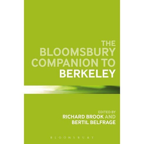 The Bloomsbury Companion to Berkeley - (Bloomsbury Companions) (Hardcover) - image 1 of 1