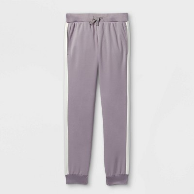 Boys' Cozy Knit Track Jogger Pants - Cat & Jack™ Gray