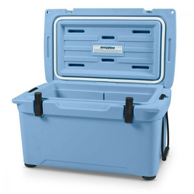 Engel Coolers 35 Quart 42 Can High Performance Roto Molded Cooler, Arctic Blue