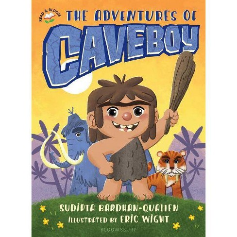 The Adventures of Caveboy - by  Sudipta Bardhan-Quallen (Paperback) - image 1 of 1