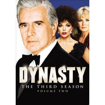Dynasty: The Third Season Volume 2 (DVD)(2008)
