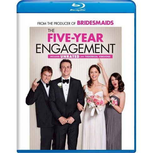 The Five-Year Engagement (Blu-ray) - image 1 of 1