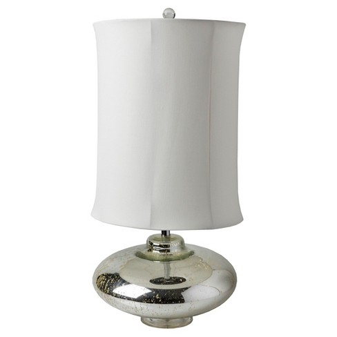 Northumbria Table Lamp Silver - Surya - image 1 of 1