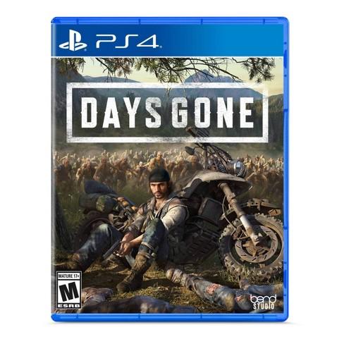 Days Gone - PlayStation 4 - image 1 of 4