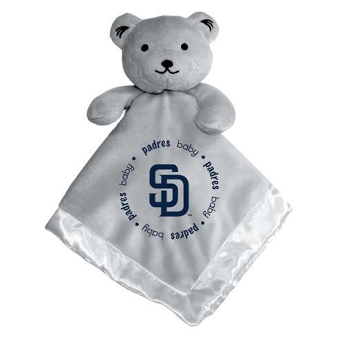 MLB San Diego Padres Gray Baby Bear - image 1 of 1