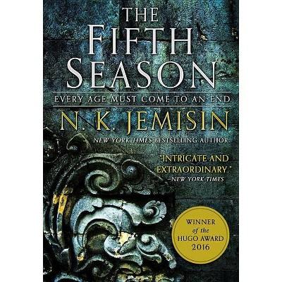 The Fifth Season - (The Broken Earth, 1) by  N K Jemisin (Paperback)