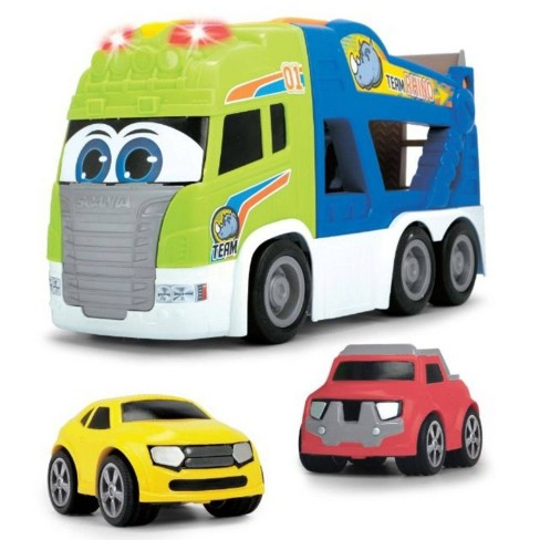 Dickie Toys Happy Scania Car Transporter - image 1 of 2