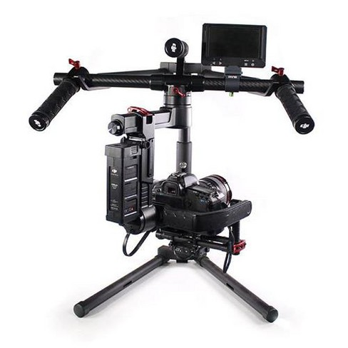 Shape ZRC25 Mounting Clamp for 25mm Gimbal Rod