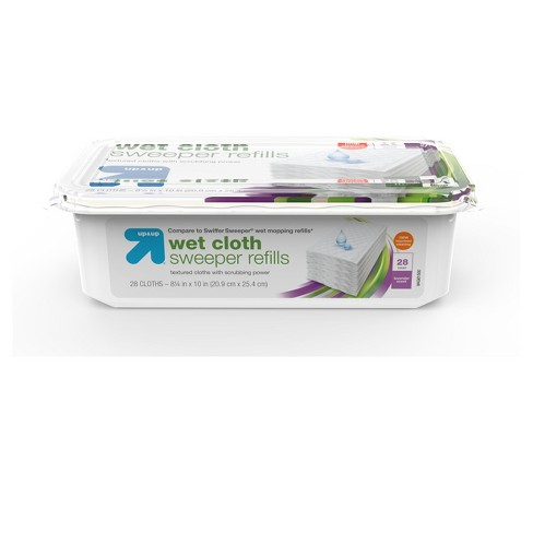 Floor Wipes - Lavender Scent - 28ct - up & up™ - image 1 of 3