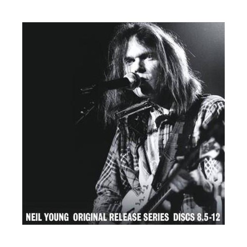 Neil Young - Official Release Series Discs 8.5–12 (CD) - image 1 of 1