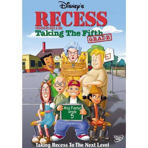 Recess: Taking The Fifth Grade (DVD) - image 1 of 1