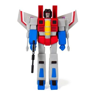 Super7 Transformers ReAction Figure - Starscream