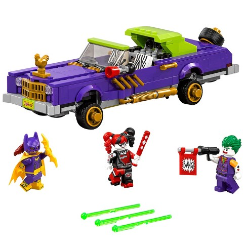 LEGO® Batman Movie - The Joker™ Notorious Lowrider 70906 - image 1 of 14
