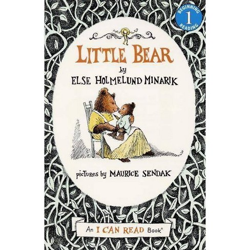 Little Bear - (I Can Read Books: Level 1) by  Else Holmelund Minarik (Hardcover) - image 1 of 1