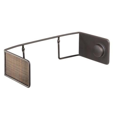 "InterDesign Twillo Wall Mount Paper Towel Holder 14"" Bronze - image 1 of 4"