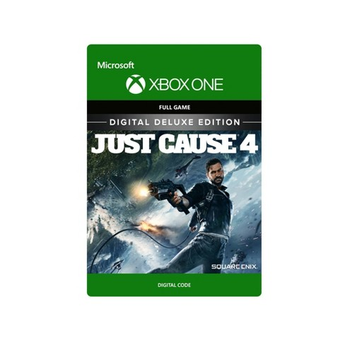 Just Cause 4: Deluxe Edition - Xbox One (Digital) - image 1 of 4
