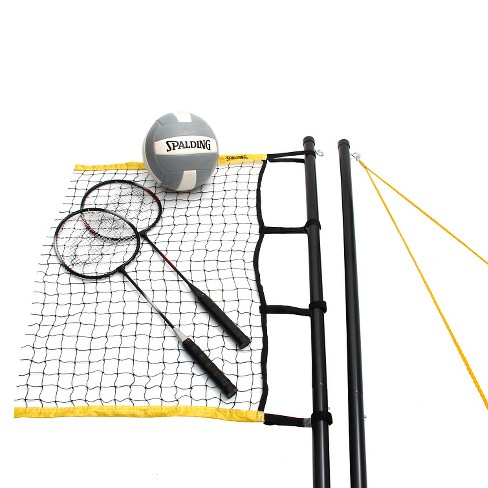 Spalding® Premier Volleyball / Badminton Set - image 1 of 1