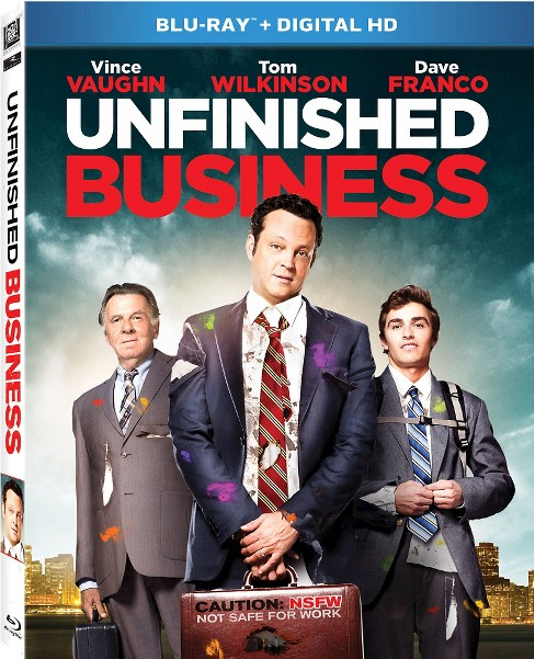 Unfinished Business [Blu-ray] - image 1 of 1
