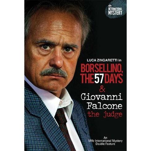 Giovani Falcone: Judge / Borselli (DVD) - image 1 of 1