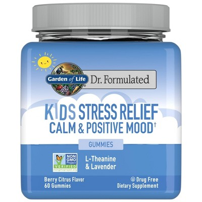 Garden of Life Dr. Formulated Kids Stress Relief Gummy - 60ct