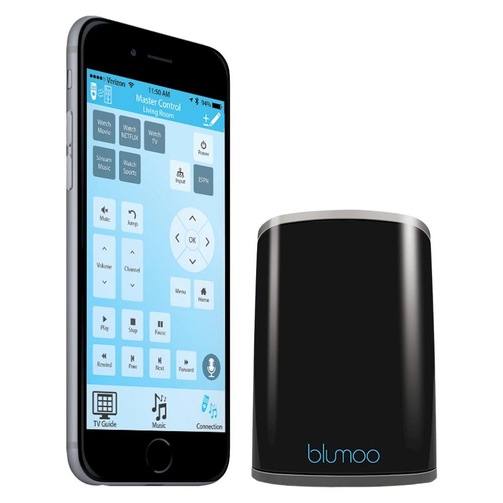 Blumoo Smart Universal Remote Control Black