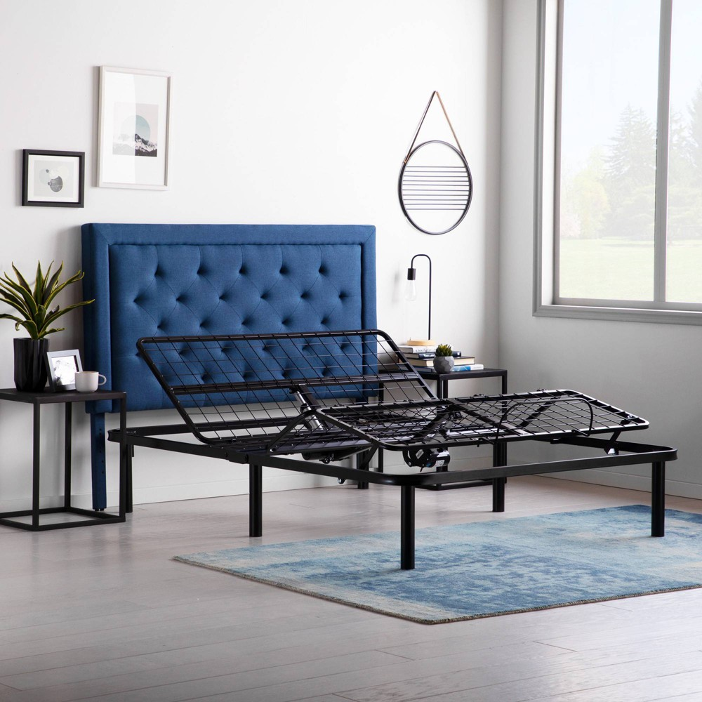 Image of Comfort Collection Standard Adjustable Bed Base - Lucid - Full
