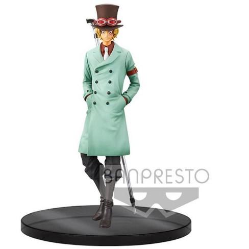 "Banpresto One Piece Grandline Men Stampede Sabo 6.7"" Figure Statue - image 1 of 2"