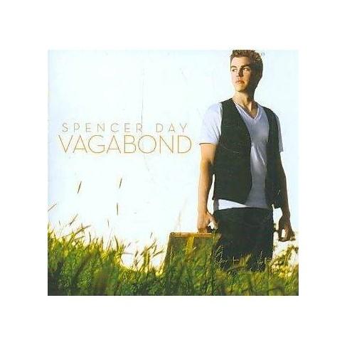 Spencer Day - Vagabond (CD) - image 1 of 1