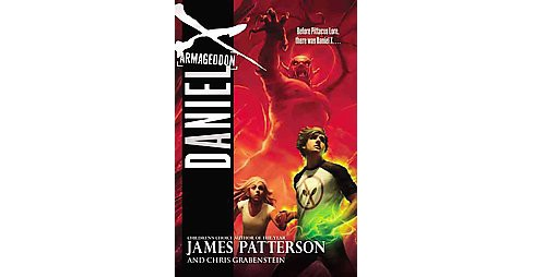 Armageddon ( Daniel X) (Reprint) (Hardcover) by James Patterson - image 1 of 1