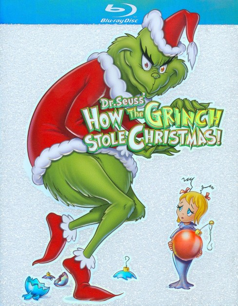 How the Grinch Stole Christmas (Deluxe Edition) (2 Discs) (Blu-ray) - image 1 of 1