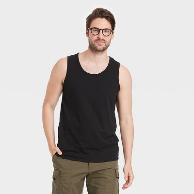 Men's Standard Fit Jersey Tank Top - Goodfellow & Co™