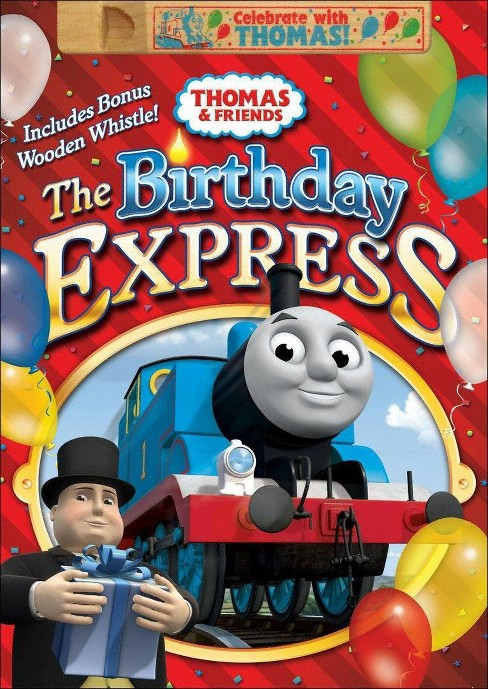 Thomas & Friends: The Birthday Express [With Train Whistle] - image 1 of 1