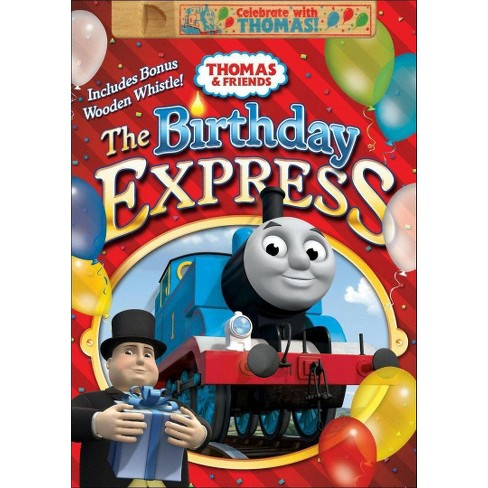 Thomas Friends The Birthday Express With Train Whistle Target