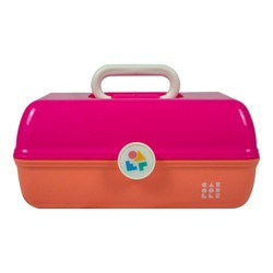 Caboodles On the Go Girl Hot Pink Over Sherbert
