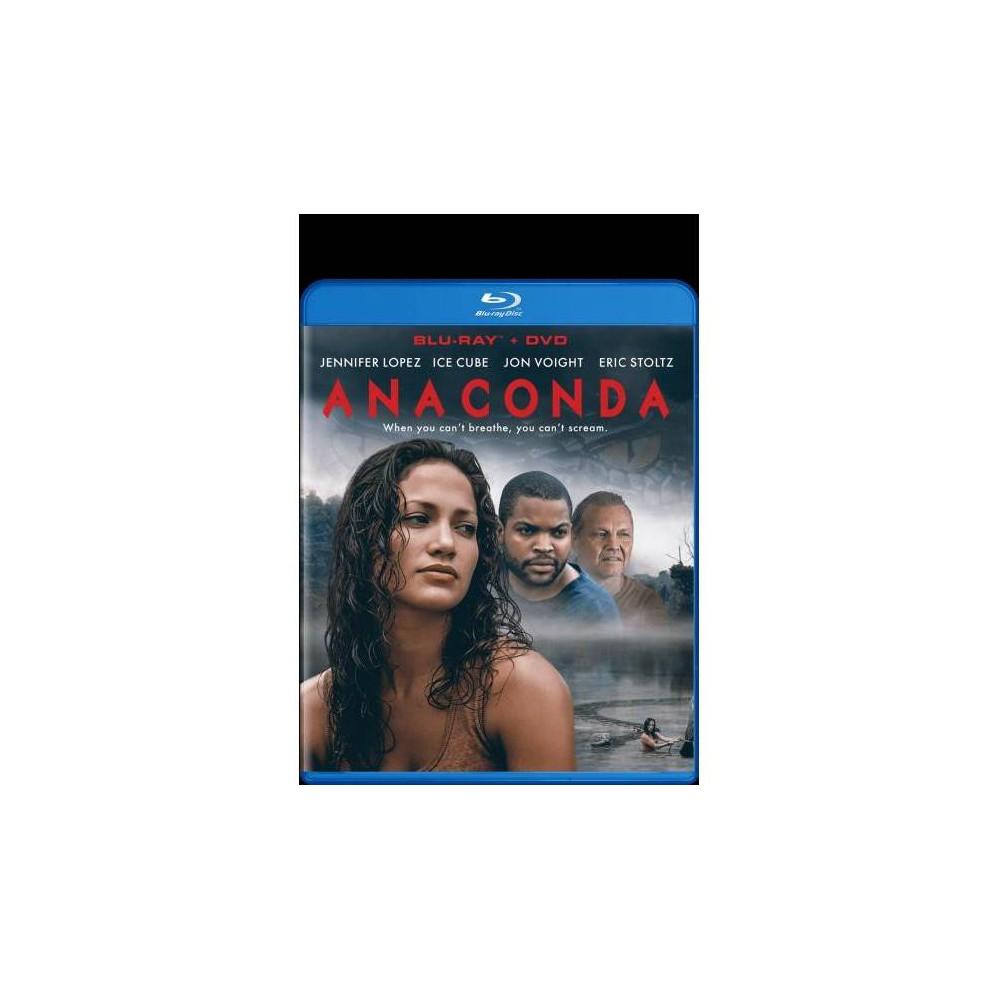 Anaconda (Bd/Dvd Combo) (Blu-ray)