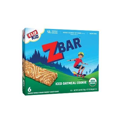 Granola & Protein Bars: Clif Kid Zbar Organic