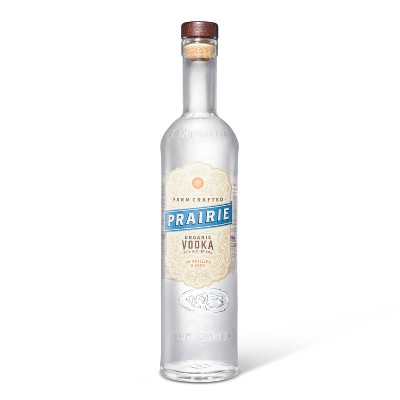 Prairie Organic Vodka - 750ml Bottle