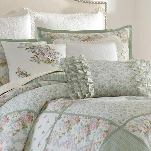 Green Harper Comforter Set Laura Ashley Target