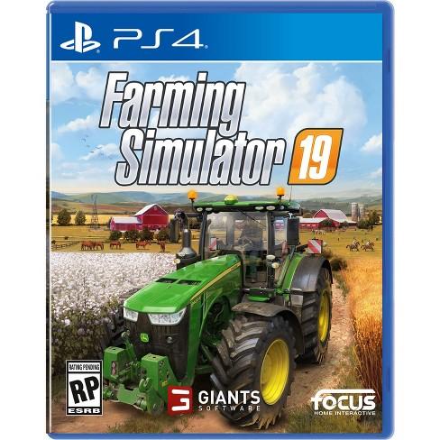 farming simulator 19 pc italiano  Farming Simulator 19 - PlayStation 4 : Target